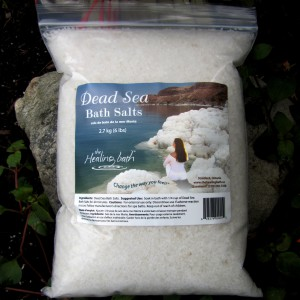 Dead Sea Bath Salts  6 lbs